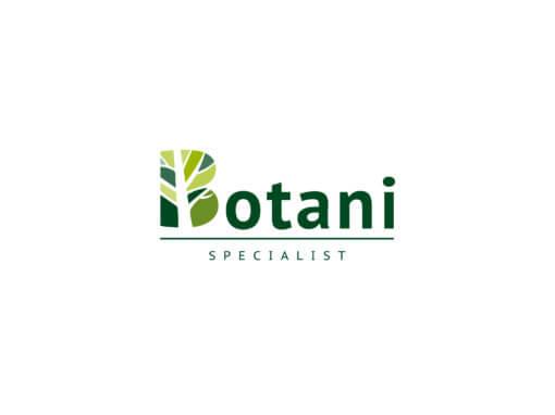 Logo en huisstijl Botani specialist