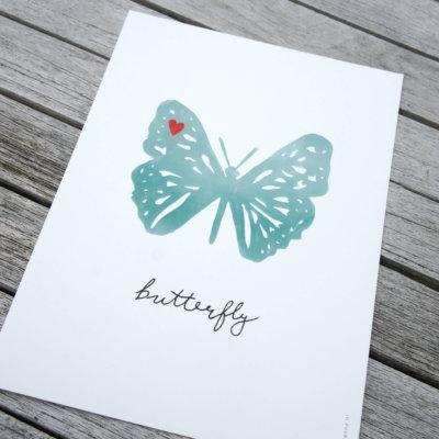 Butterfly Elles Anne