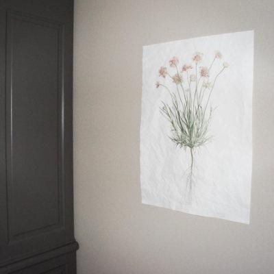 Gekreukt canvas